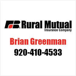 Brian Greenman - Rural Mutual Insurance Company